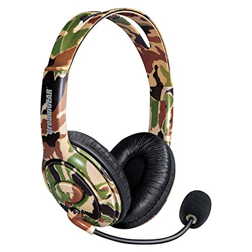 dreamGEAR X-Talk One Wired Headset with Microphone for Xbox One - Xbox One (Camo)