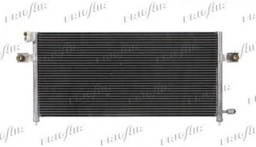 Condensador para aire acondicionado clima condensador clima radiador nuevo nrf 35380
