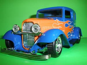 (GULF TRUCK CAR 1932 FORD HOT ROD stock # 13C VERY RARE 1 of 2500)