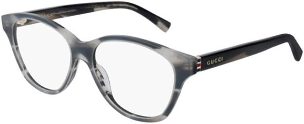 Gucci GG0456O-004 Estuches para anteojos, LA HABANA, 53.0 para Mujer: Amazon.es: Ropa y accesorios