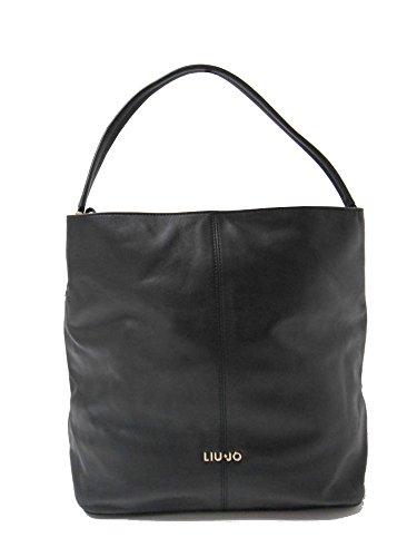 Women's Size Jo One Shoulder Bag Jeans Liu Black Black qRvWgOCWnw