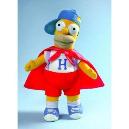Simpsons Homer Mascot Plush Soft 10