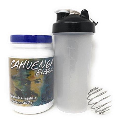 (Cahuenga Fiber (Nutritional Supplement) NET WT. 17.64 OZ (1 LB 5 OZ) Includes Shaker Bottle )