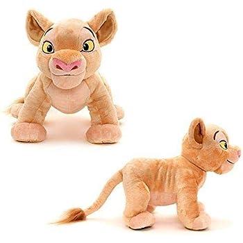 Amazon Com Disney The Lion King Nala Plush Toy 11 Toys Games