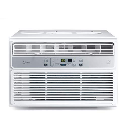Midea EasyCool 3-in1 Window Air Conditioner with Dehumidifier and Fan functions MWA12CR71-E 12