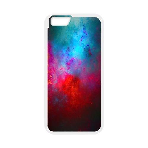 Multicolored Starcluster 33 3 coque iPhone 6 Plus 5.5 Inch Housse Blanc téléphone portable couverture de cas coque EOKXLKNBC23693