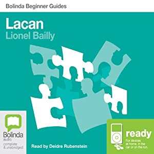 Lacan: Bolinda Beginner Guides Audiobook