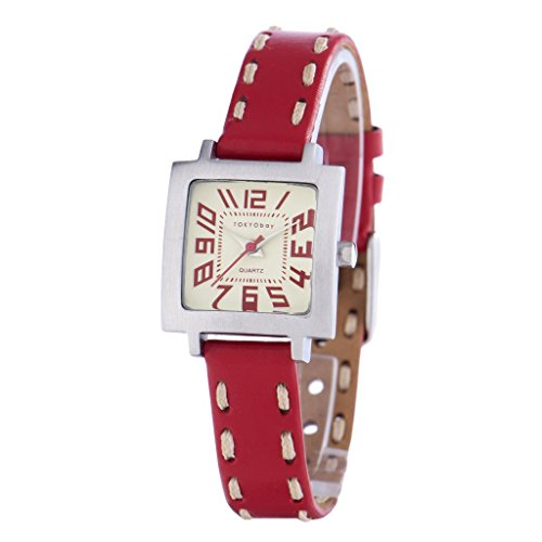 tokyobay-tramette-watch-red