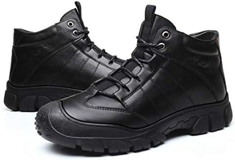 アウトドア スノーブーツ メンズ 裏起毛 シンプル 防滑 カジュアル ショートブーツ 幅広 ウィンターブーツ 作業靴 安全靴 レースアップ 厚底 メンズムートンブーツ 防水 ブーツ スノーシューズ 通勤 登山靴