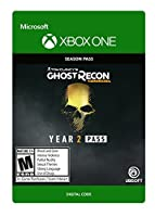 Tom Clancy's Ghost Recon Wildlands: Year 2 Pass - Xbox One [Digital Code]