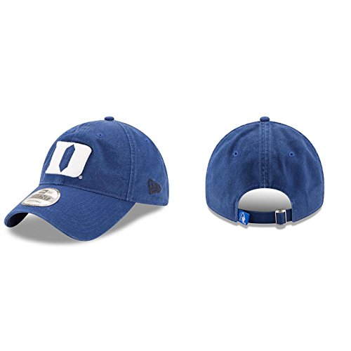 Duke Blue Devils New Era Blue 9Twenty Core Classic Adult Hat