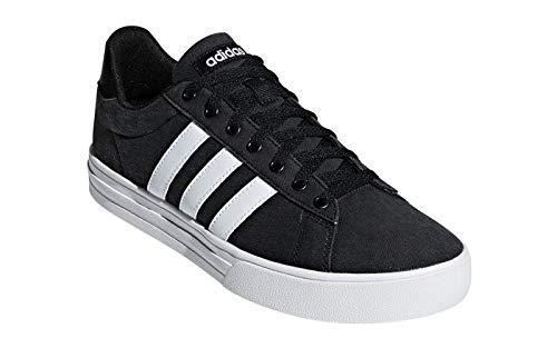 BLANCO Hombre 0 de Daily Deporte Zapatillas Adidas para 2 NEGRO vOH7nx