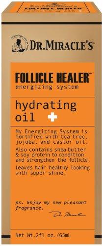 Dr. Miracles Follicle Healer Hydrating Oil 2oz (2 (Hair Healer)