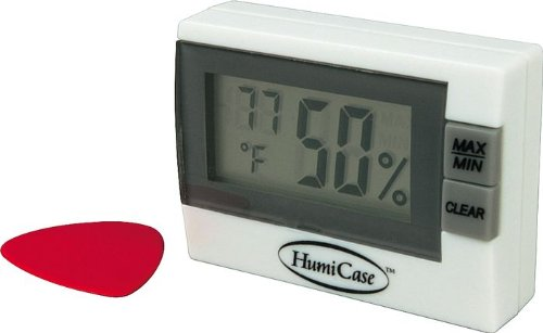Humicase Compact Digital Hygro-Thermometer