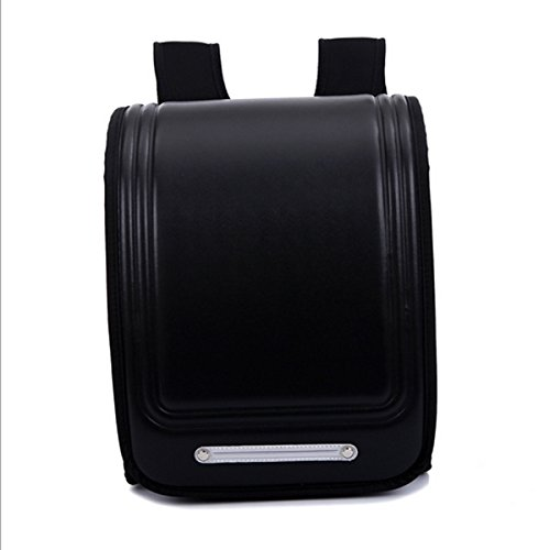 Black Zhuhaixmy size Waterproof schoolbag School bag Bookbags A4 correspondence Backpack Red SSwxvqBPr