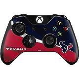 Skinit NFL Houston Texans Xbox One Controller Skin - Houston Texans Design - Ultra Thin, Lightweight Vinyl Decal Protection