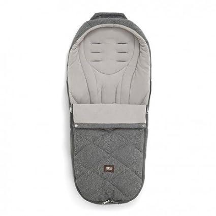 Grey Twill Pram//Pushchair//Buggy Footmuff Mamas /& Papas Cold Weather Footmuff