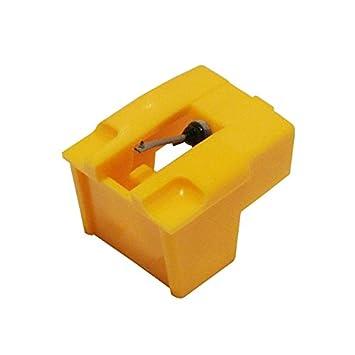 iBatt - Aguja fonográfica para tocadiscos, cód. 123-5, corte ...