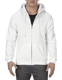 AAA Men's Fleece Full Zip Hoodie