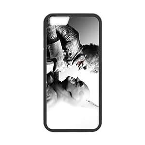 Batman Arkham City iPhone 6 Plus 5.5 Inch Cell Phone Case Black 53Go-371885