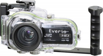 JVC Everio WR-MG300 Marine Case Underwater Housing for Camcorder GZ-HM450 GZ-HM670 GZ-HM690 ()