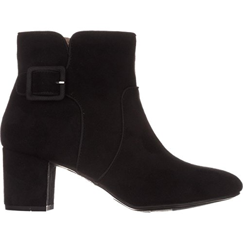 Calisi Black Booties White Mountain US 10 Ankle qwpxv5