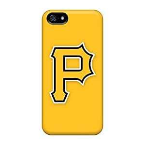 Protector Hard Cell-phone Case For Apple Iphone 5/5s (Oac1888zpuy) Provide Private Custom Colorful Baseball Pittsburgh Pirates 1 Pattern