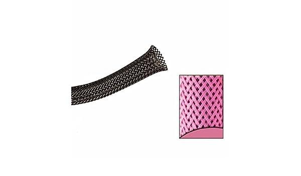 Keep It Clean 13512 Ultra Wrap Neon Pink 3 10 Wire Loom