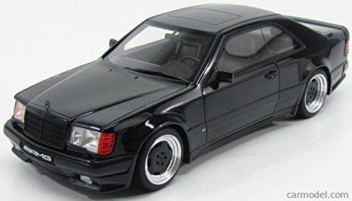 300ce Coupe (Mercedes-Benz E-CLASS 300CE minicar 1/18 OTTO-MOBILE - MERCEDES BENZ - E-CLASS 300CE COUPE AMG HAMMER WIDEBODY 1990 BLACK)