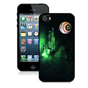 SevenArc MLB Seattle Mariners Iphone 5s Or Iphone 5 Case For MLB Fans