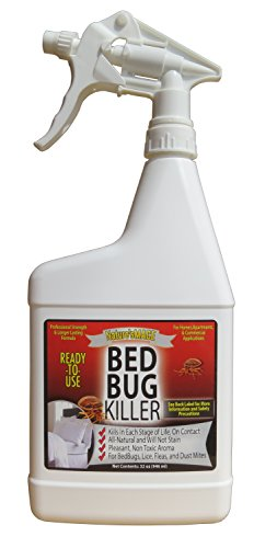 Bed Bug Killer By: Nature's MACE (Bed Bug Spray Killer compare prices)