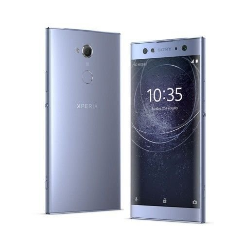 (Sony Xperia XA2 Ultra 64GB H4233 Dual SIM Factory Unlocked (Blue))