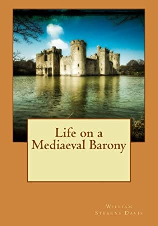 book cover of Life On a Medieval Barony