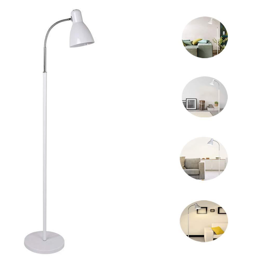 Xiuxiu LED-Stehlampe, Kann 360 ° Gedreht Werden, Kann Die Augen Augen Augen Gut Schützen, Für Wohnzimmer, Schlafzimmer, Büro 640596