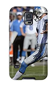 Galaxy S5 Cover Case - Eco-friendly Packaging(detroit Lions )
