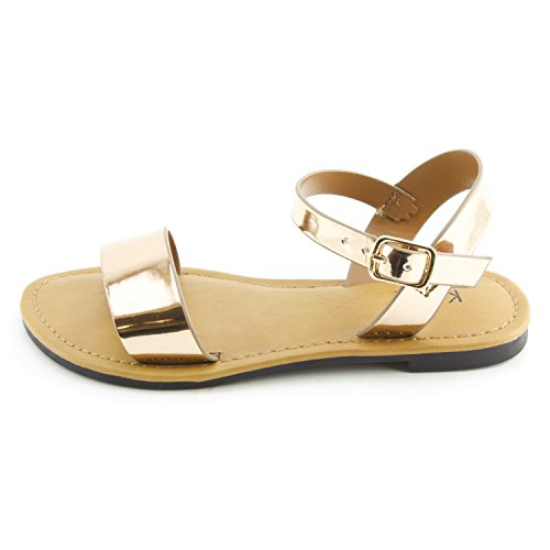 Buy gold sandals for toddler girls