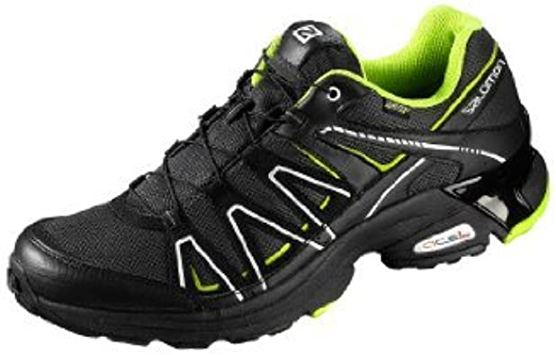 SALOMON XT PULSE GTX GORE TEX de Zapatillas de RUNNING para hombre negro negro negro Talla:46: Amazon.es: Deportes y aire libre