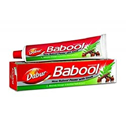Babool Toothpaste 175 grams toothpaste by Dabur