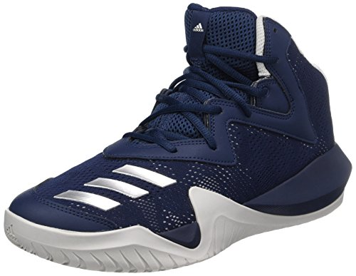Team Uomo Scarpe Navy grey Met Adidas F17 silver Crazy Two Da Basket 2017 collegiate Multicolore 5FwYxp