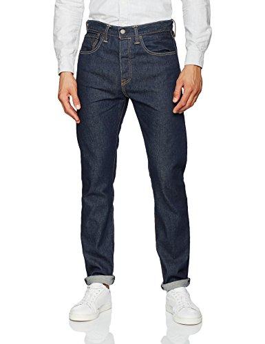 Tapered Levi's Homme noten Blu 501 Jeans 57zUq