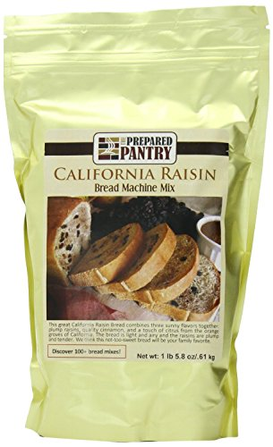 cinnamon raisin bread mix - 9
