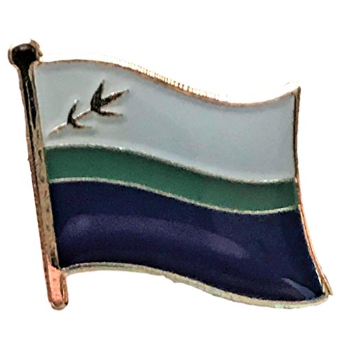 - Backwoods Barnaby Labrador Canadian Province Flag Lapel Pin (0.75