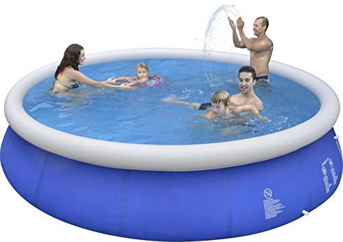 Pool Central Inflatable above Ground Prompt Swimming Pool...