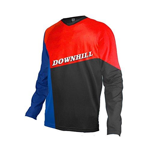 Uglyfrog Downhill Jersey Motorbikes Protective Clothing Long Sleeve Winter Fleece Warm Cycling Retro Bike Shirt SJFZR16