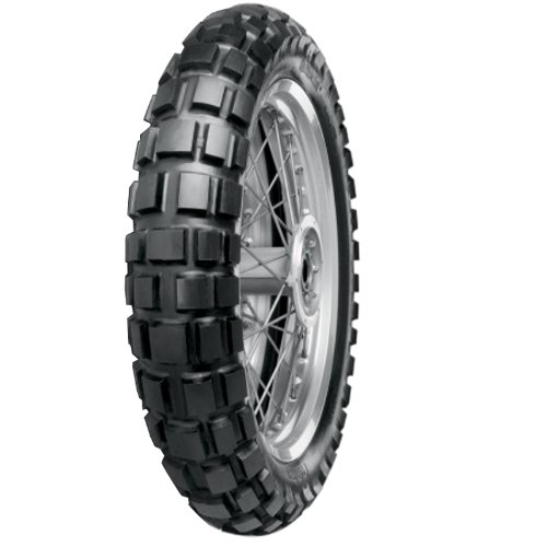 Continental Conti Twinduro TKC80 Dual Sport Tire - Rear - 170/60B17 , Position: Rear, Rim Size: 17, Tire Application: All-Terrain, Tire Construction: Bias, Tire Size: 170/60-17, Tire Type: Dual Sport 02400820000