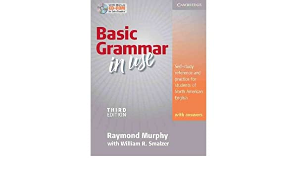 Basic Grammar in Use Students Book with Answers and CD-ROM: Self ...