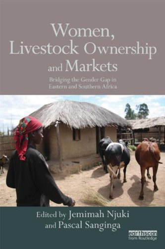 Books : Women, Livestock Ownership and Markets: Bridging the Gender Gap in Eastern and Southern Africa