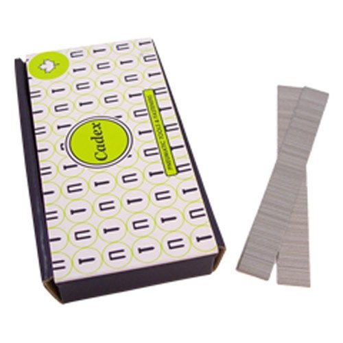 CADEX 21-18-10M 21 Gauge 11/16' (18MM) Headless Micro Pins 10000 Count 21/18-10M