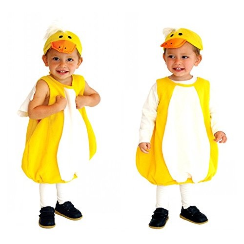 QDHY Halloween Costume For Kids Baby Costume Duck Cloth (S)