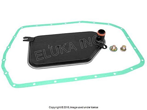 BMW Automatic Transmission Filter Kit E39 E46 E85 525i 530i 320i 323Ci 323i 325Ci 325i 330Ci 330i Z4 2.5i Z4 -